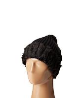 Polo Ralph Lauren - Faux Fur Laced Rib Cuff Hat
