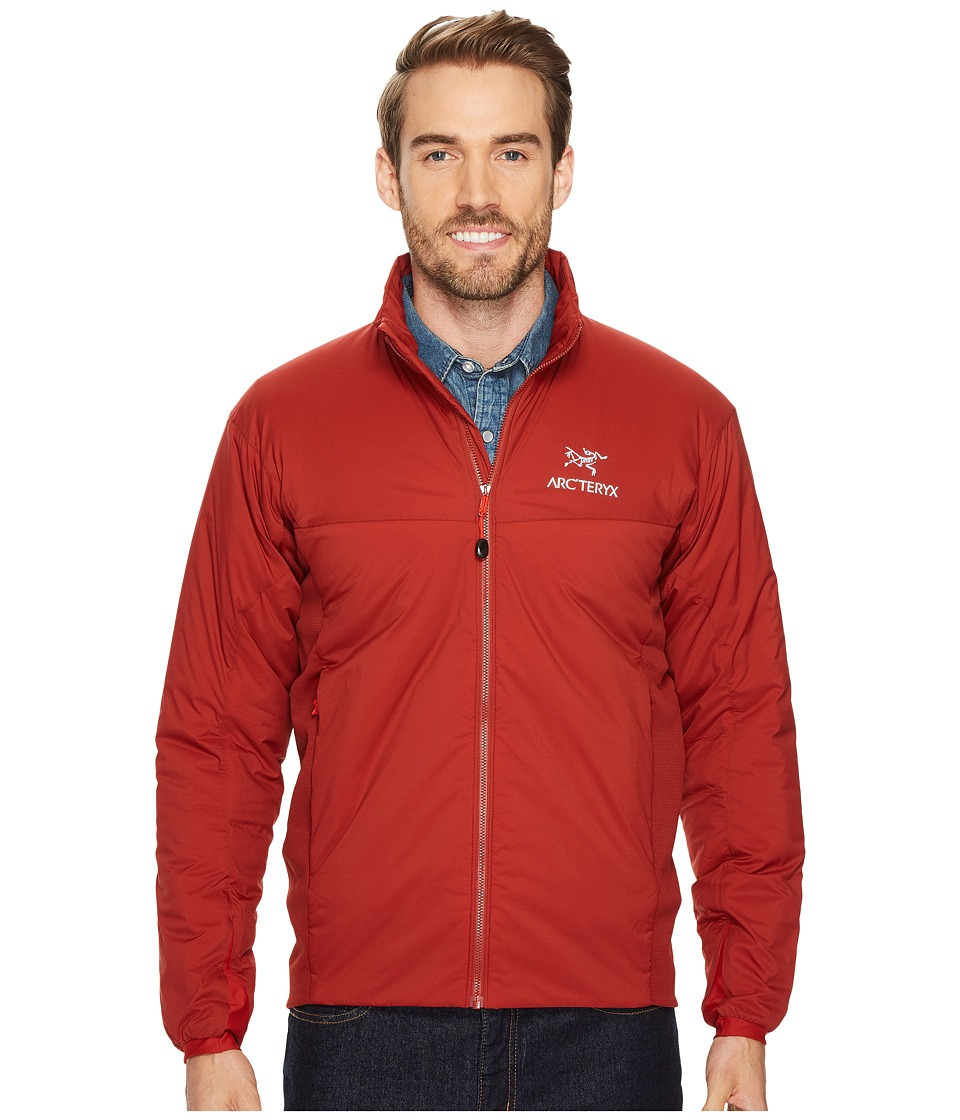 Arcteryx - Atom LT Jacket (Sangria) Mens Coat