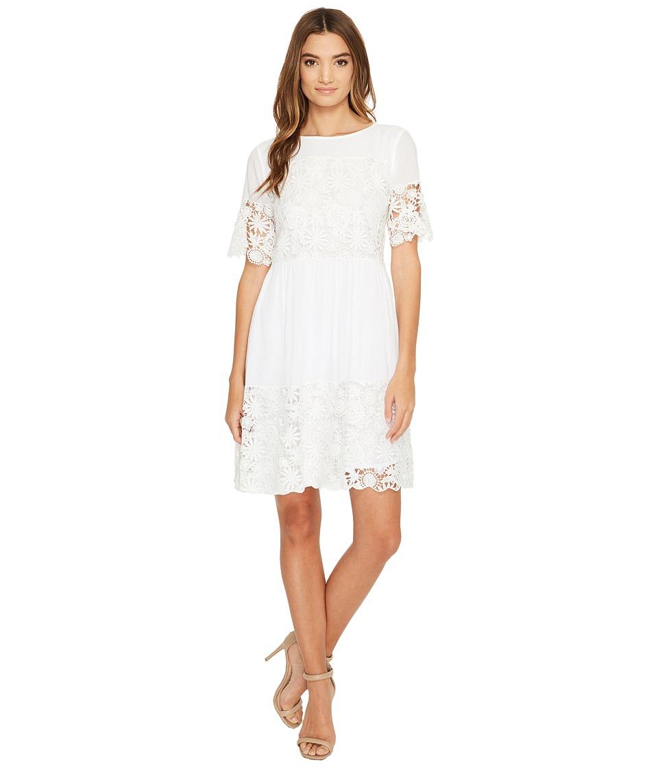 CATHERINE Catherine Malandrino Chablis Dress (Empire White) Women