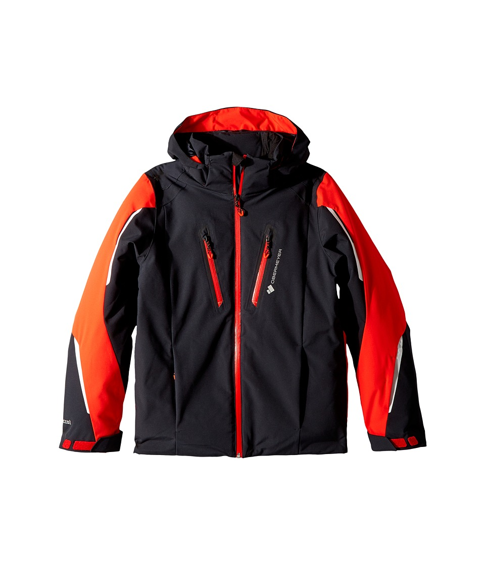 Obermeyer Kids - Mach 8 Jacket (Little Kids/Big Kids) (Bl...