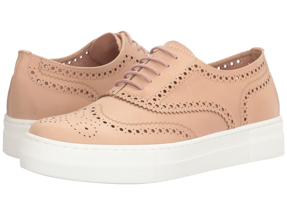 Shellys London Kimmie Sneaker (Nude) Women