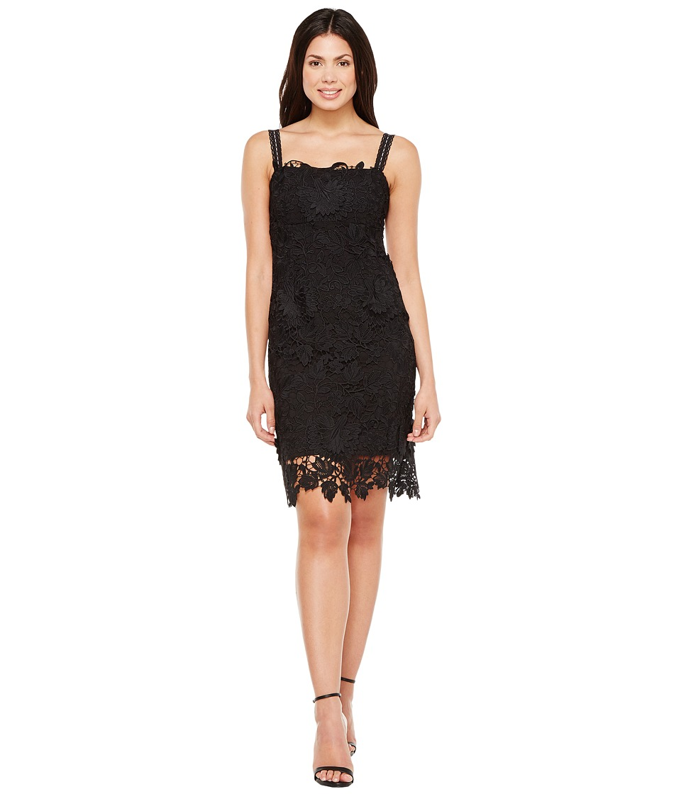 Nanette Lepore - Yacht Party Shift (Black) Womens Dress
