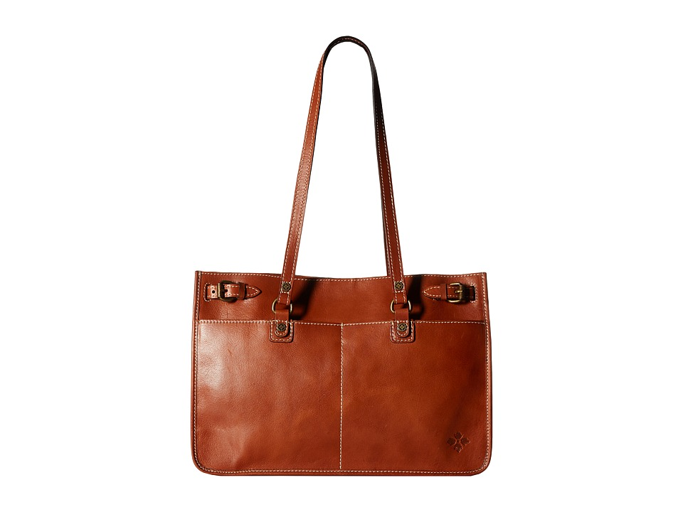 Patricia Nash - Olivenza Tote (Tan) Tote Handbags