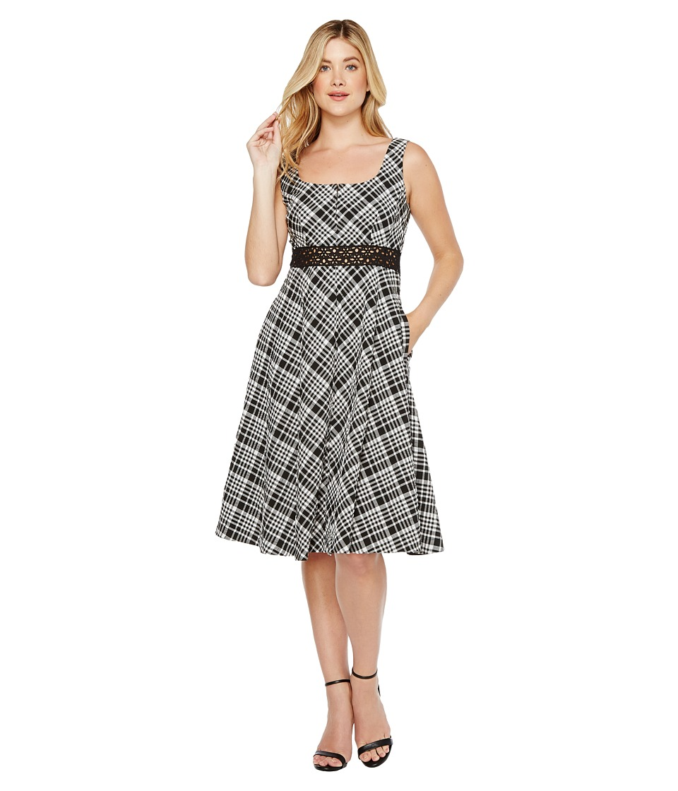 Nanette Lepore Vineyard Dress (Black) Women