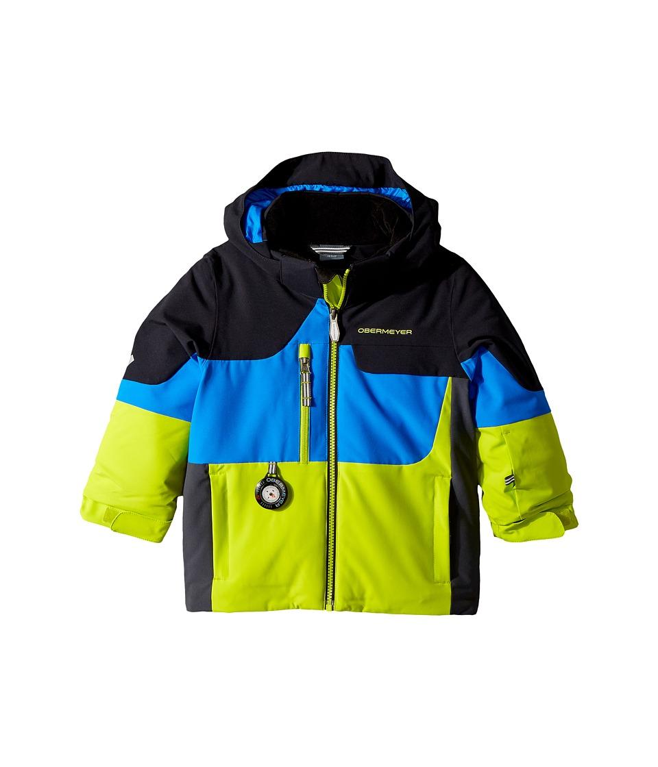Obermeyer Kids Torque Jacket (Toddler/Little Kids/Big Kids) (Stellar Blue) Boy