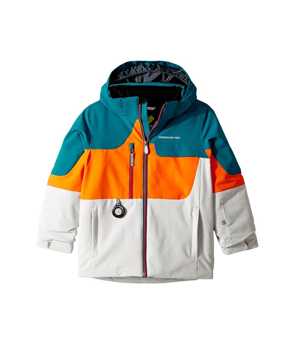 Obermeyer Kids Torque Jacket (Toddler/Little Kids/Big Kids) (Drop Zone) Boy