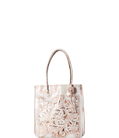 Patricia Nash - Metallic Tooled Cavo Tote