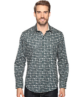 Robert Graham - City of Masks Long Sleeve Woven Shirt