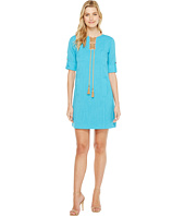 Tahari by ASL - Grasscloth Shift Dress