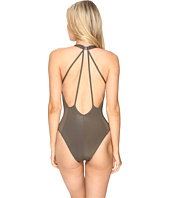 JETS by Jessika Allen - Illuminate Plunge One-Piece