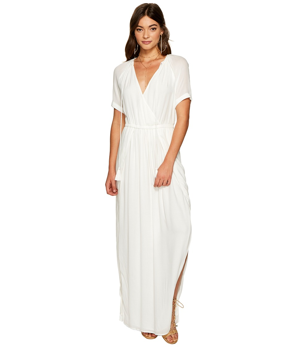 The Jetset Diaries Tanzania Maxi Dress (Ivory) Women