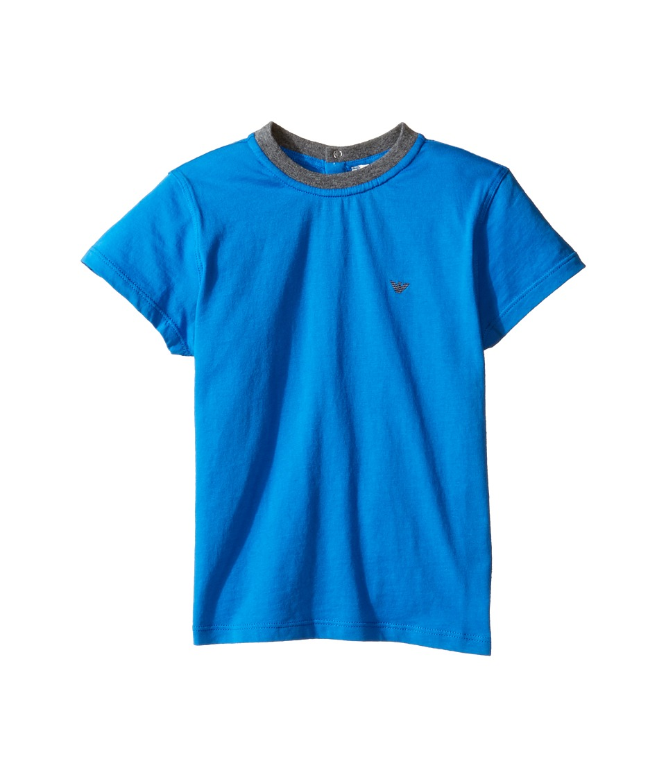 Armani Junior - Basic Logo Tee