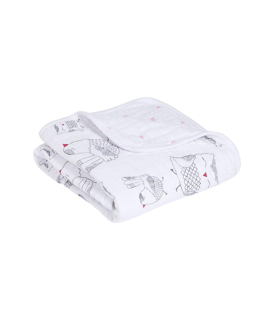 Aden + Anais Stroller Blanket (Love Bird) Sheets Bedding