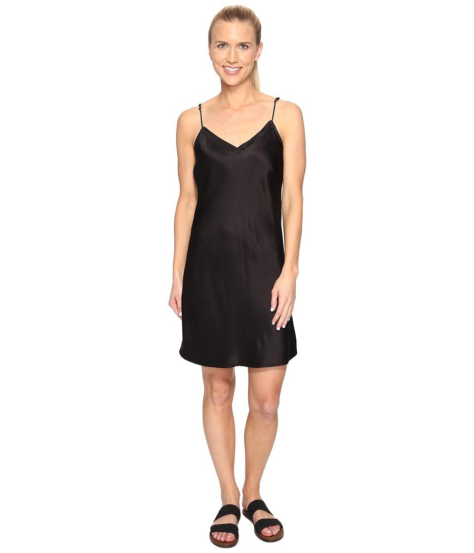 Hard Tail Bias Slip Dress (Granite) Women
