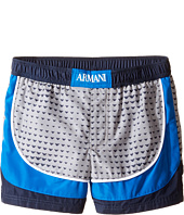 Armani Junior - Logo Printed Swimsuit (Infant)