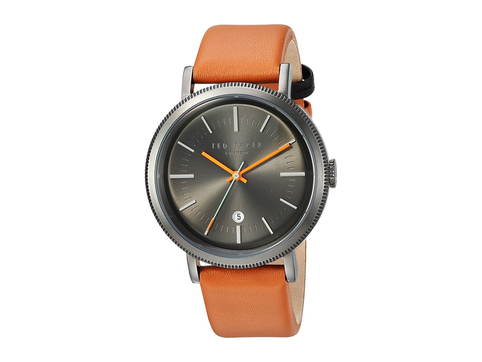 Ted Baker Dress Sport Collection-10031504 (Gunmetal) Watches
