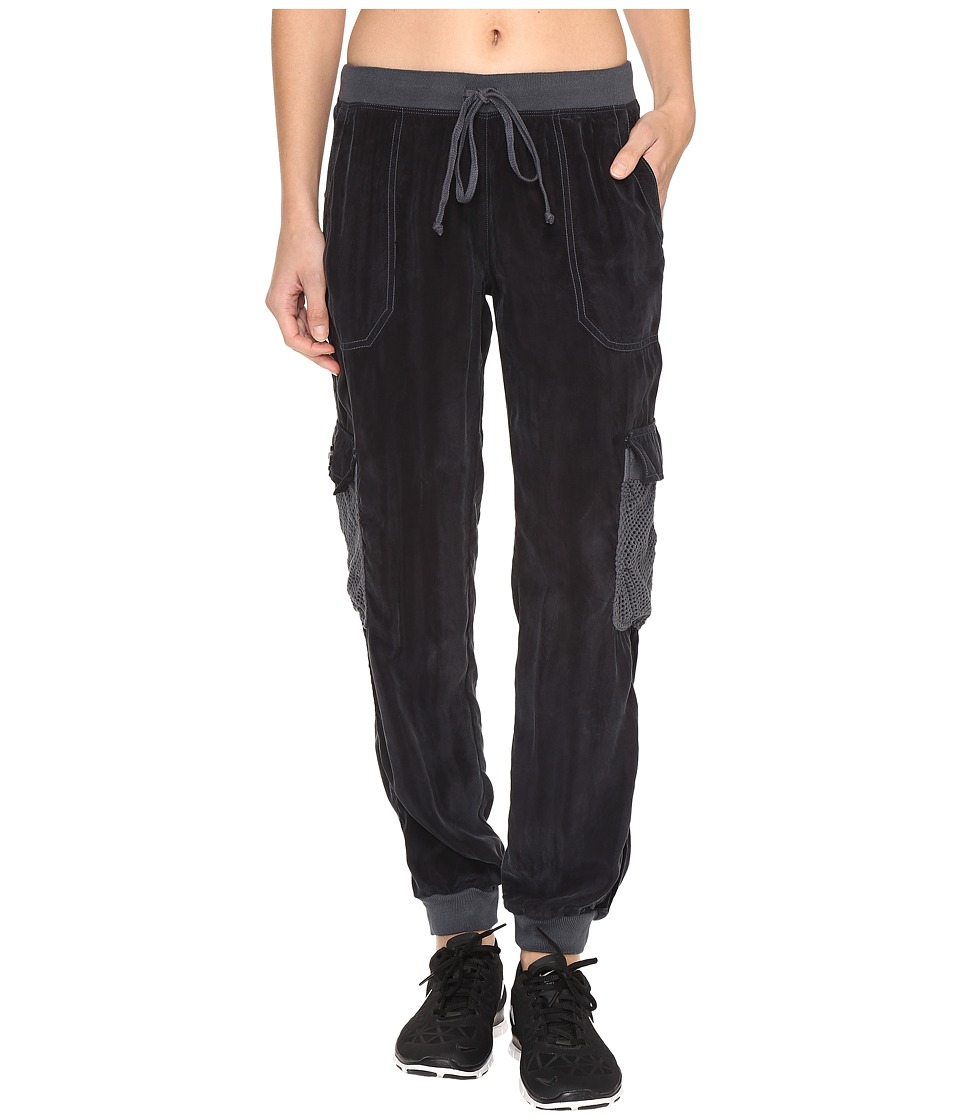 Hard Tail Cargo Bomb Jogger (Dark Knight) Women