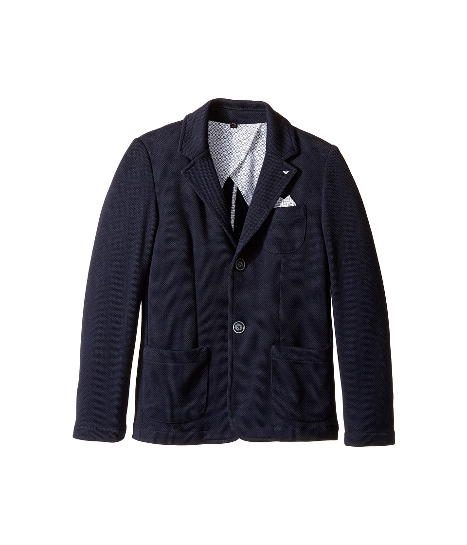 Armani Junior - Pocket Square Blazer