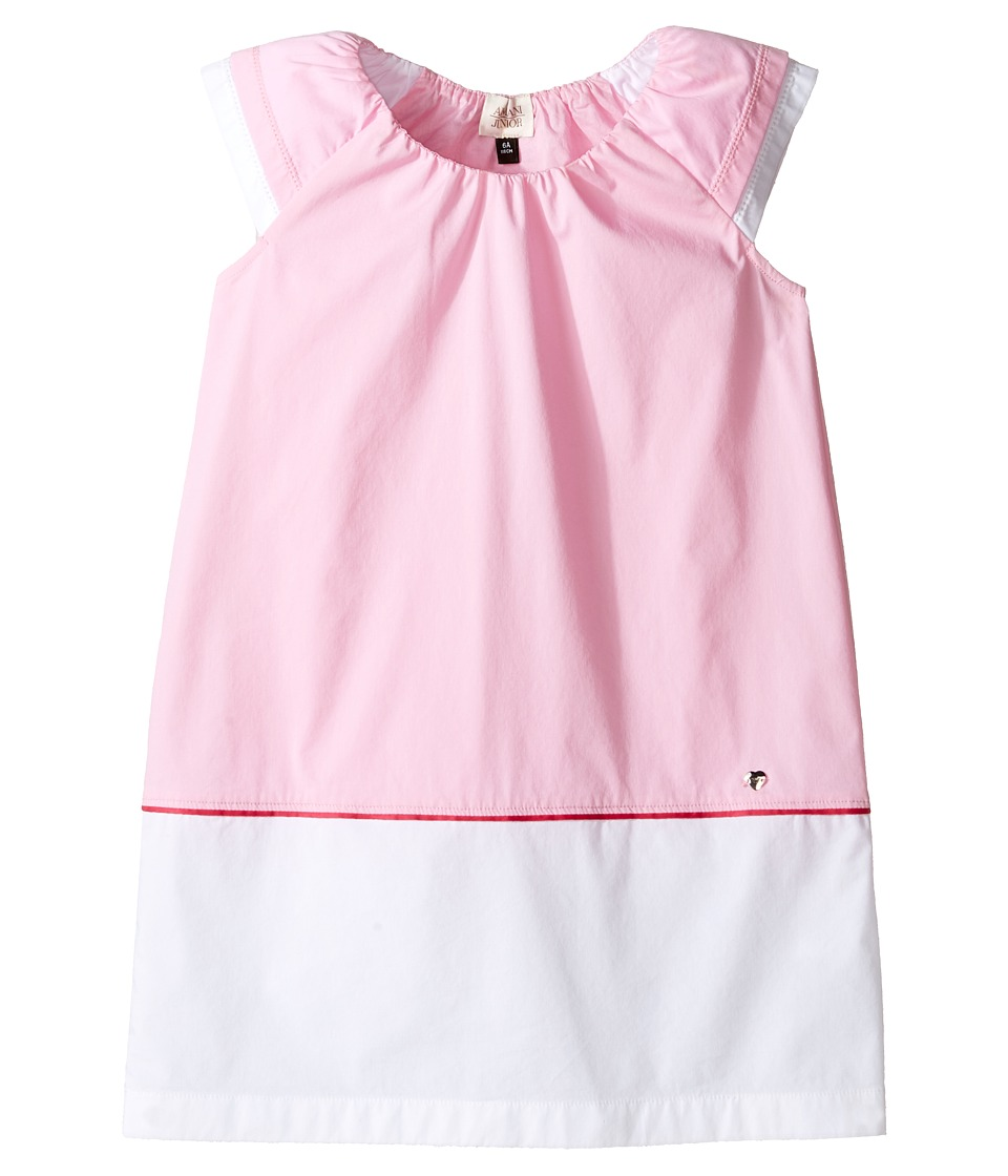 Armani Junior - Cotton Shift Dress