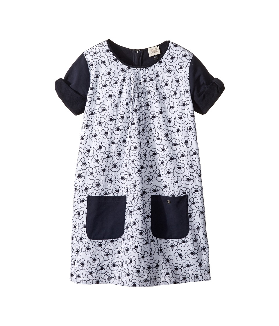 Armani Junior Armani Junior - Eyelet Floral Dress
