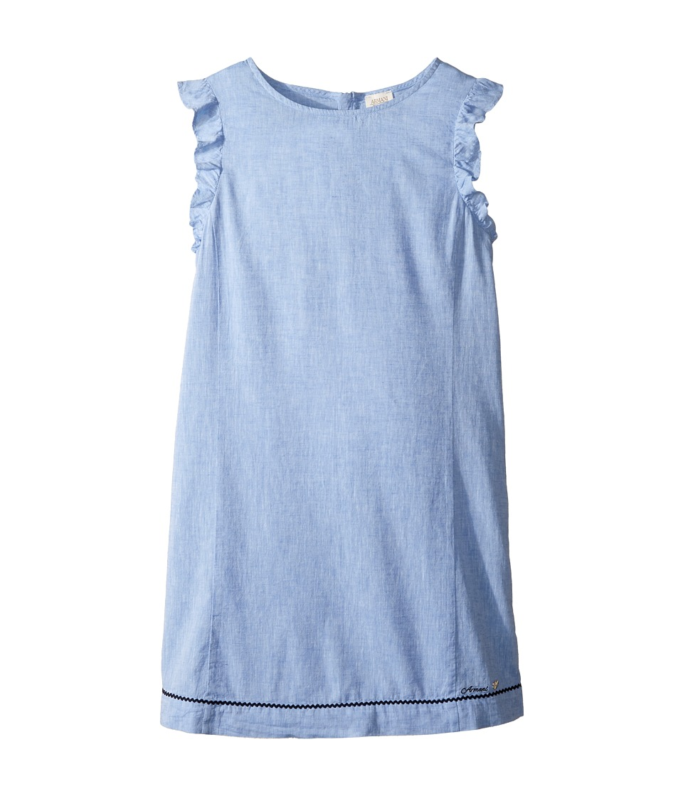 Armani Junior Armani Junior - Linen Shift Dress