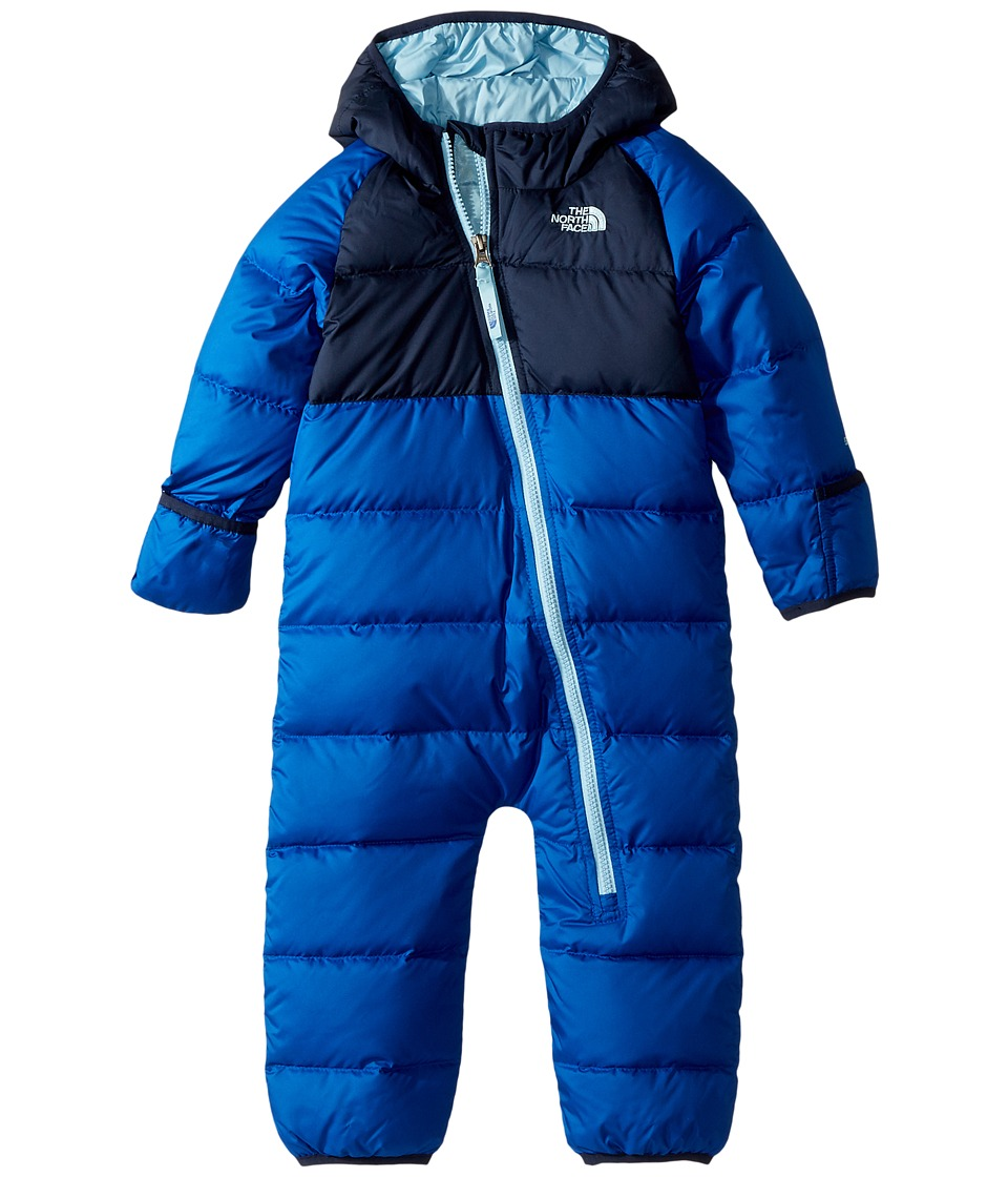 North Face Lil' Snuggler Down Suit (Infant) (Bright Cobal...