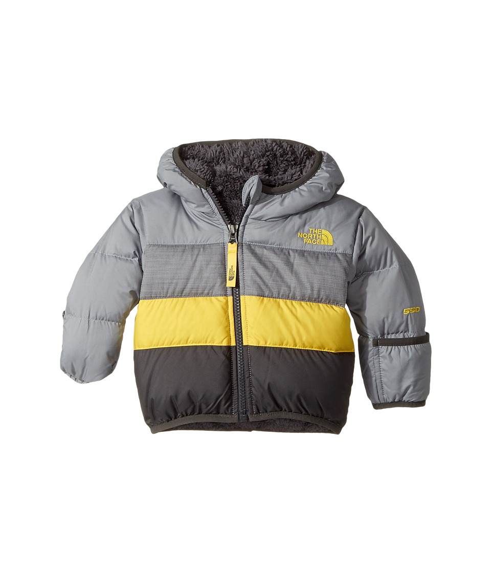 North Face Moondoggy 2.0 Down Jacket (Infant) (Mid Grey) ...