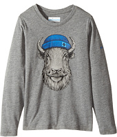 Columbia Kids - Winter Buddy Long Sleeve Tee (Little Kids/Big Kids)