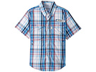 Columbia Kids Super Boneheadtm S/S Shirt (Little Kids/Big Kids)