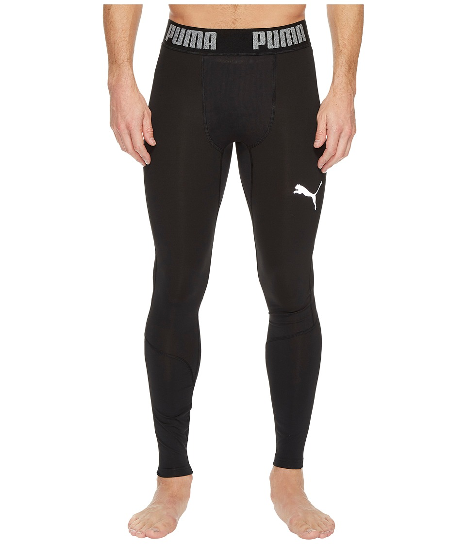 PUMA Energy Tech V2 Tights (Puma Black/Puma Black) Men