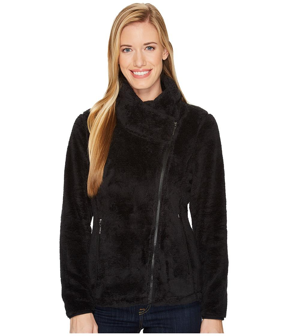Mountain Khakis - Wanderlust Fleece Jacket (Black Solid) Womens Coat