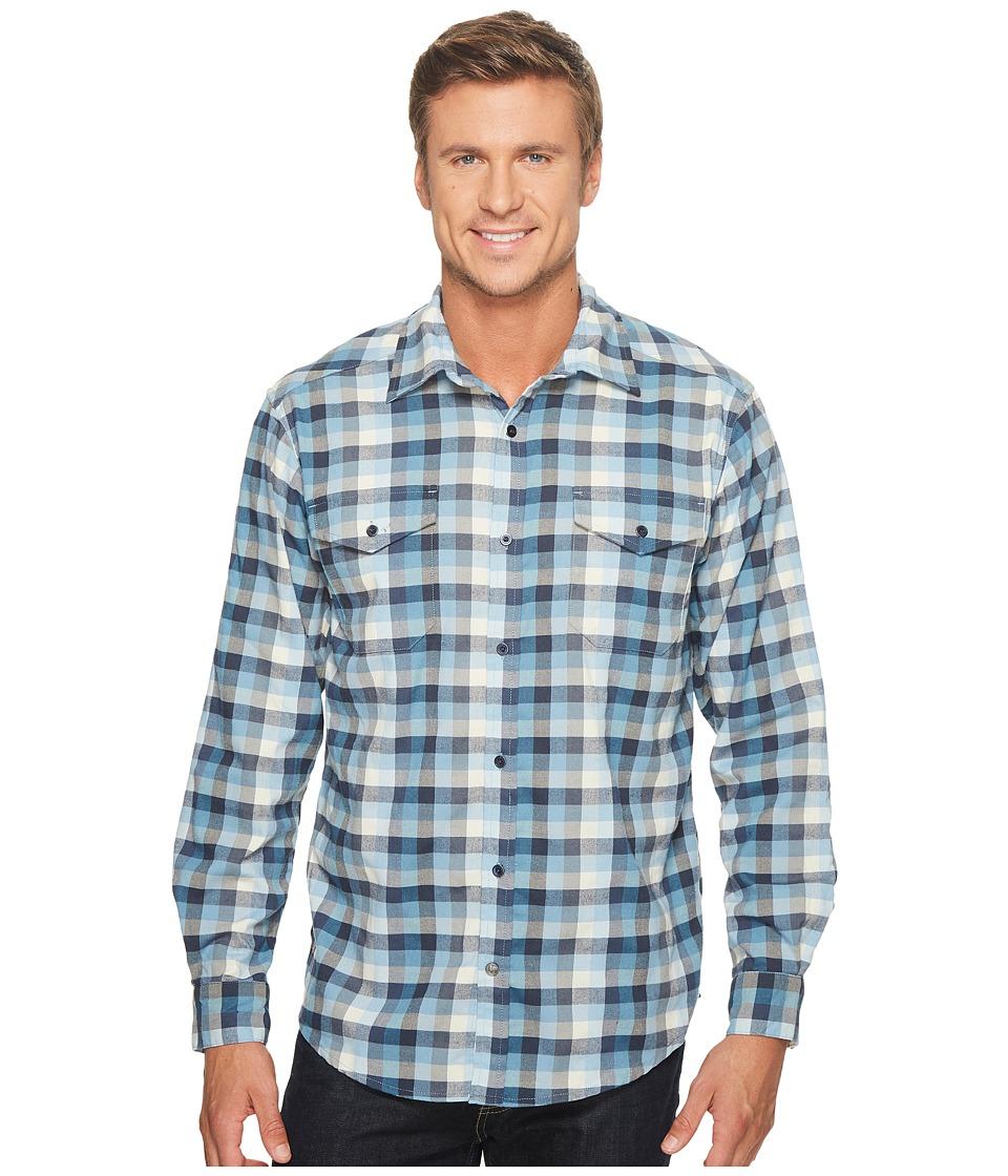 Mountain Khakis - Peaks Flannel Shirt (Twilight Multi) Mens Clothing