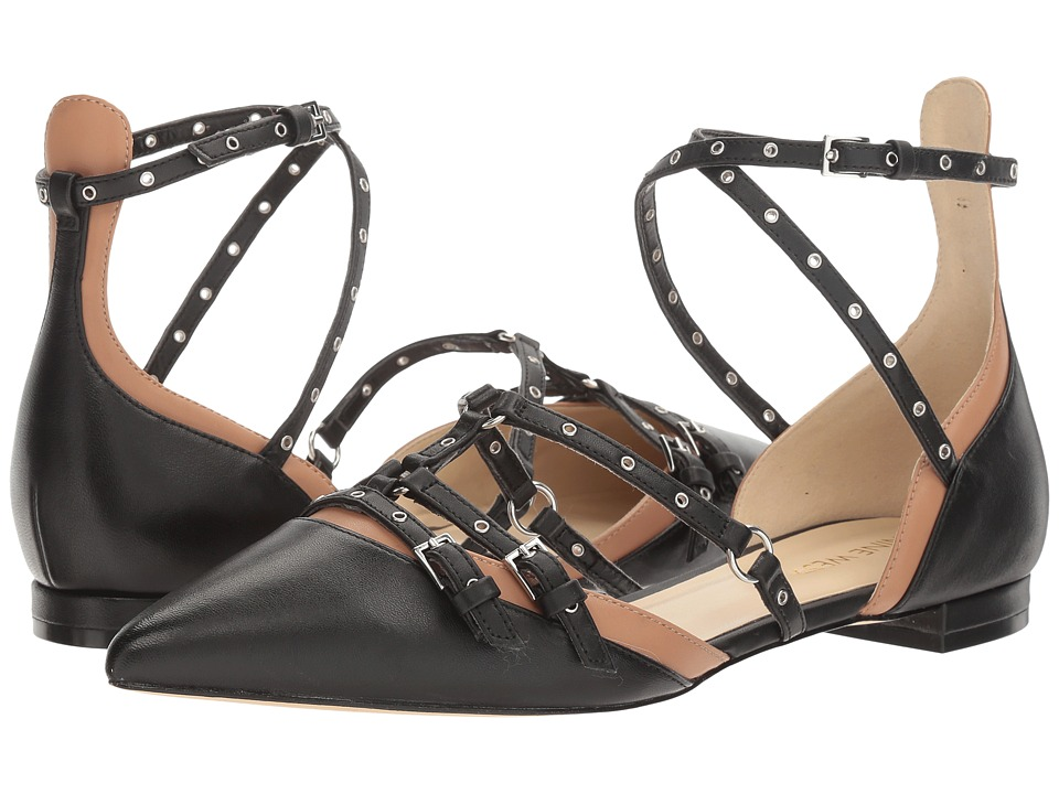 Nine West Aweso (Black Multi Leather) Women