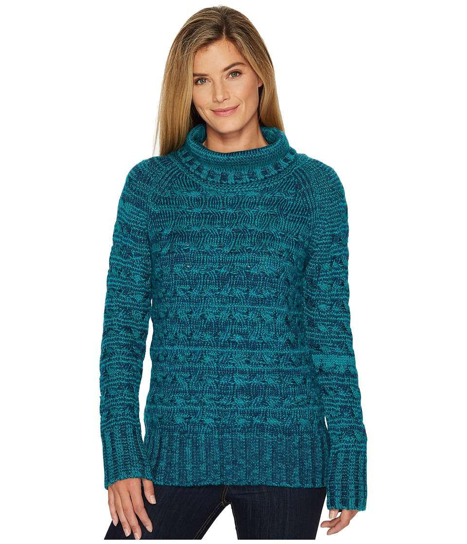Mountain Khakis - Swain Sweater (Twilight Heather) Womens Sweater