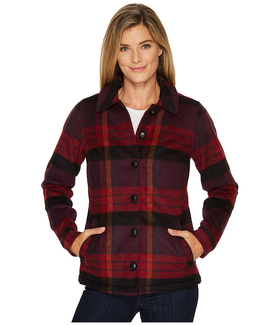 Mountain Khakis Shady Lady Shirt Jacket (Party Purple) Wo...