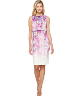 Badgley Mischka - It Dress in Floral Print Sleeveless