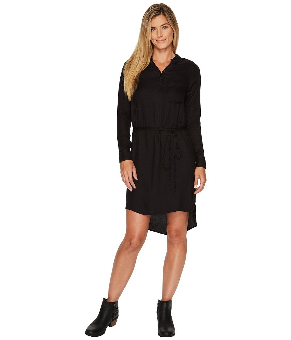 Mountain Khakis Josie Dress (Black) Women