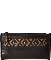 American West - Folded Wallet