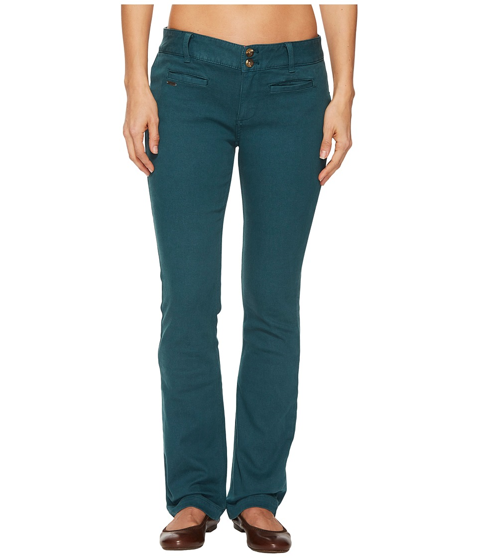 Mountain Khakis - Cody Pants Slim Fit (Abyss) Womens Casual Pants