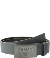 Armani Junior - Logo Buckle Belt (Big Kids)