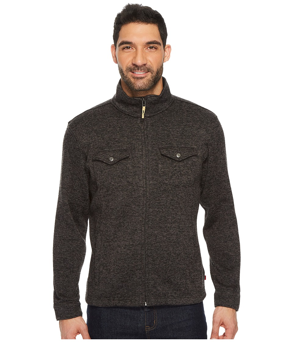 Mountain Khakis Old Faithful Sweater (Black) Men