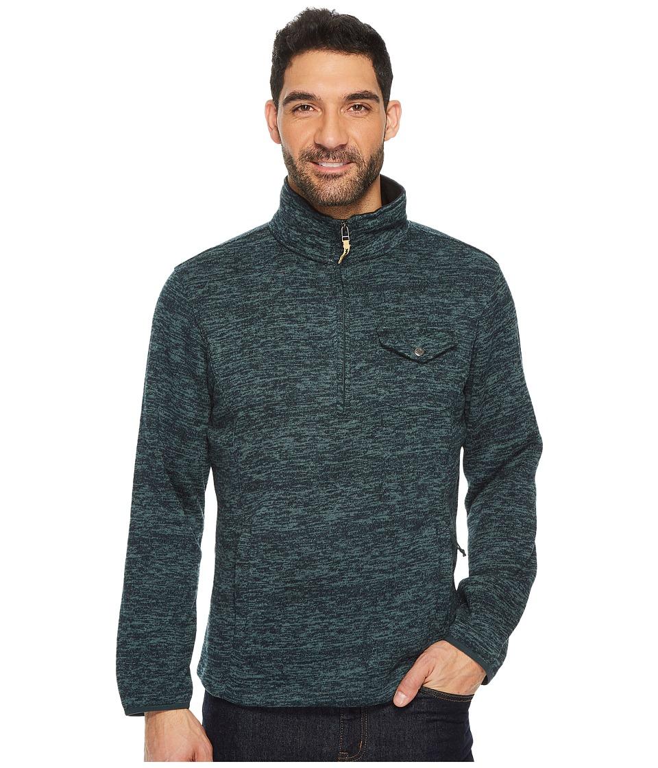 Mountain Khakis Old Faithful 1/4 Zip Sweater (Wintergreen) Men