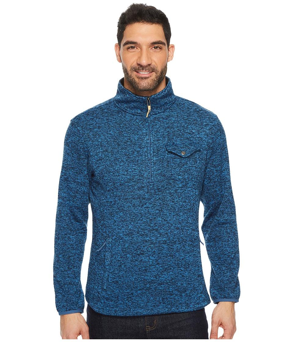 Mountain Khakis Old Faithful 1/4 Zip Sweater (Twilight) Men