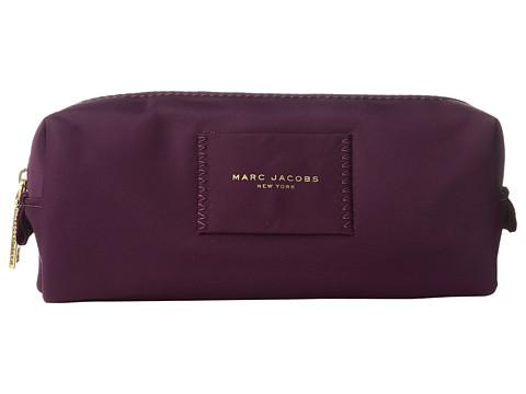 Marc Jacobs Nylon Knot Narrow Cosmetic Case - Plum