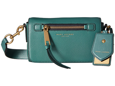 Marc Jacobs Recruit Crossbody - Hazy Blue