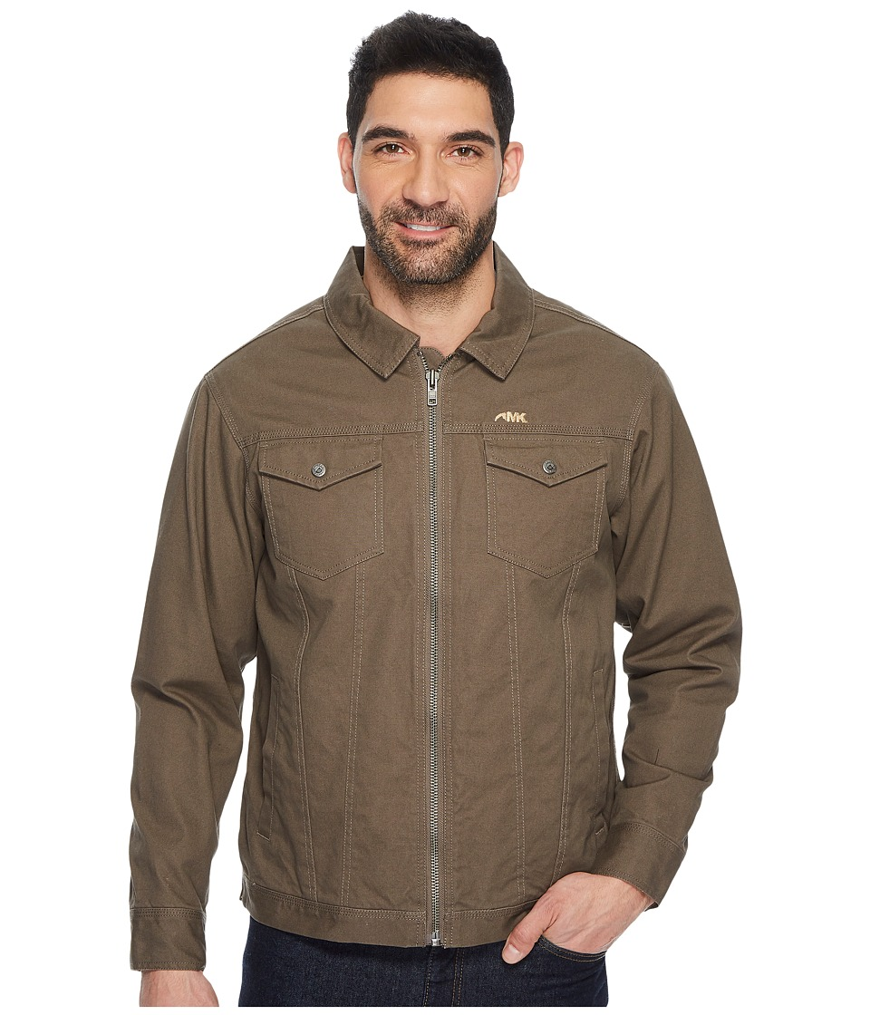 Mountain Khakis - Mountain Trucker Jacket (Terra) Mens Coat