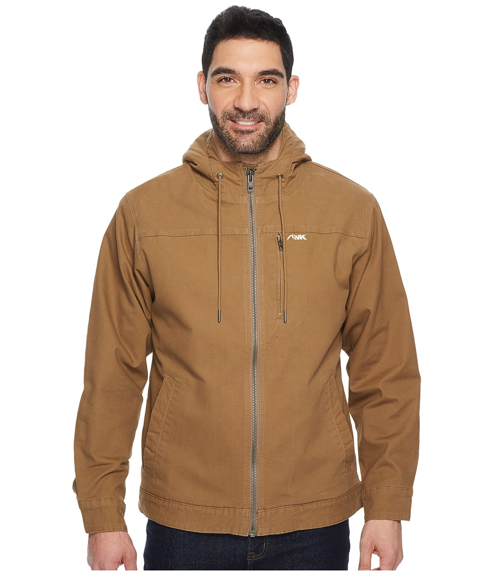 Mountain Khakis - Ranch Shearling Hoodie (Tobacco) Mens Sweatshirt
