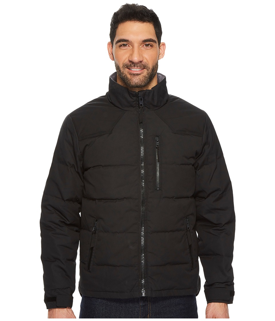 Mountain Khakis - Outlaw Down Jacket (Black) Mens Coat