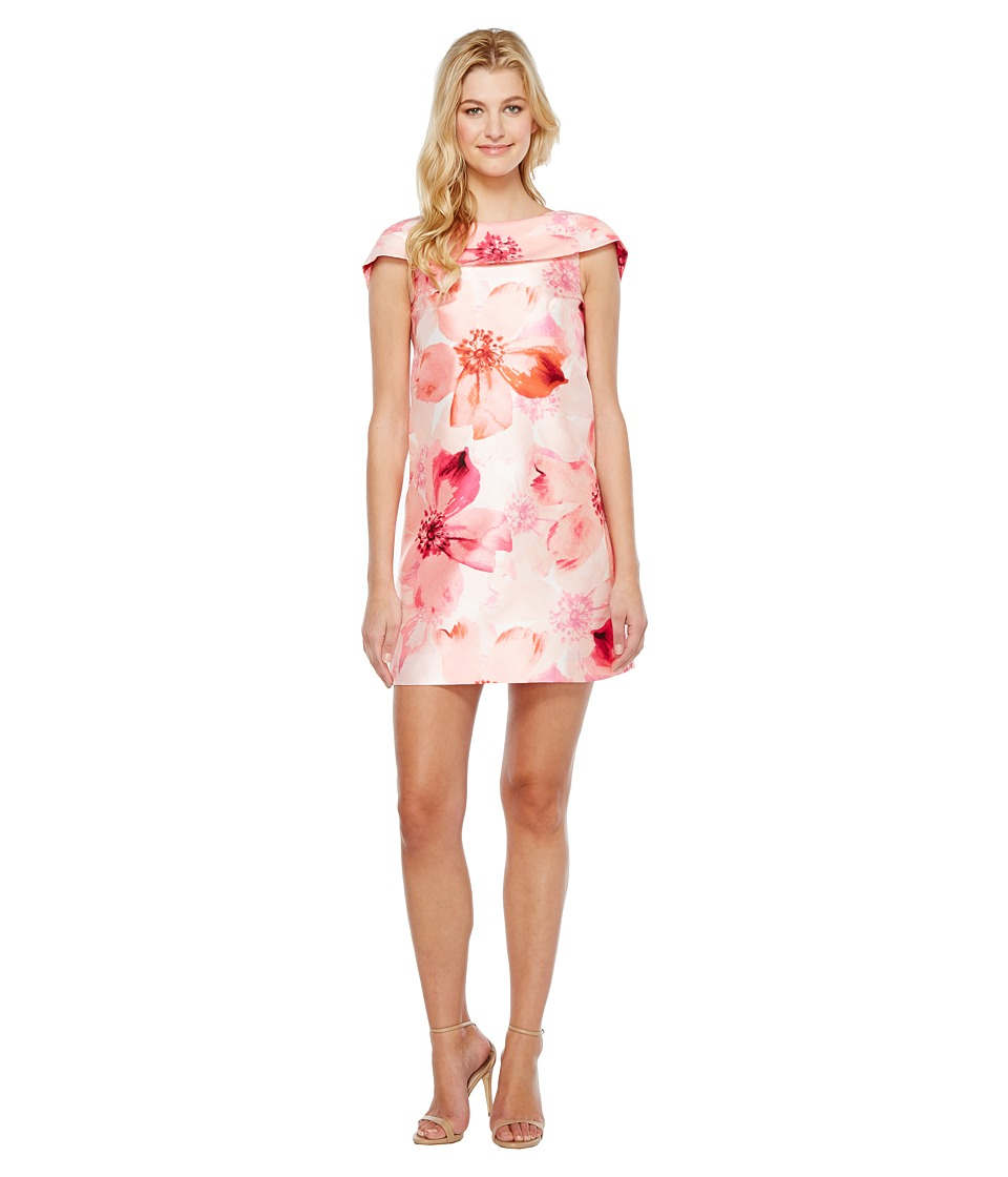 Tahari by ASL Tahari by ASL - Floral Print A-Line Dress