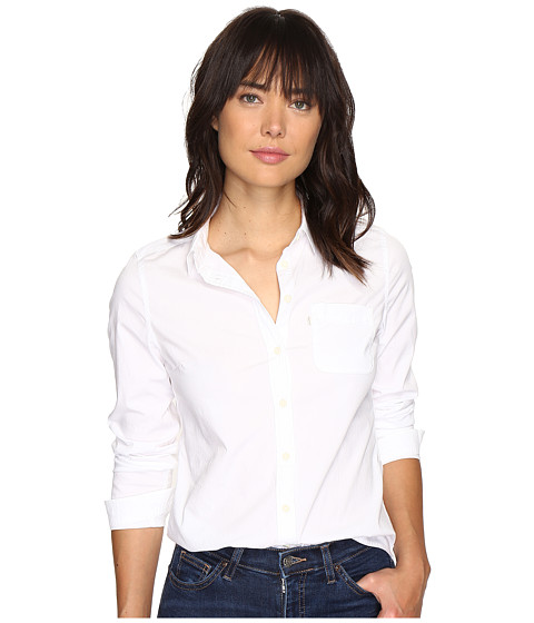 Levi 39 S Womens Tailored Classic One Woven Shirt At